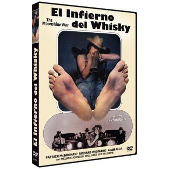 El infierno del whisky - DVD