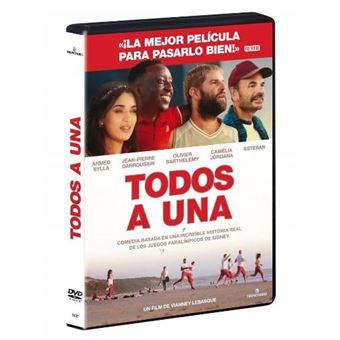 Todos a una - DVD