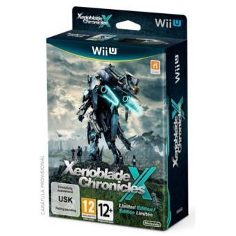 Xenoblade Chronicles X Edición Limitada Wii U