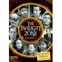 The Twilight Zone - Temporada 5 - DVD