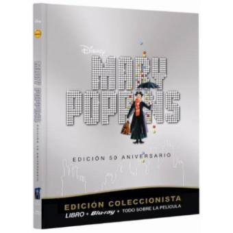 Mary Poppins  Ed 50º aniversario - Exclusiva Fnac - Blu-Ray + Libreto