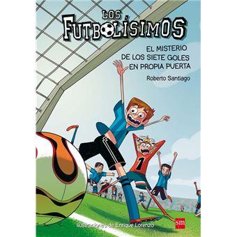 Los Futbolísimos 2. El misterio de los siete goles en propia puerta
