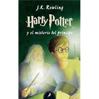 Harry PotterHarry Potter y el misterio del príncipe