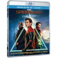 Spiderman: Lejos de casa - 3D + Blu-Ray
