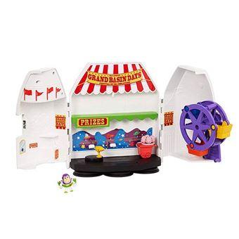 Pack de aventuras Feria de mini-Buzz Lightyear Mattel