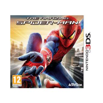 The Amazing Spider-Man Nintendo 3DS