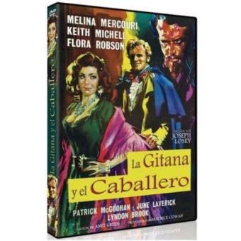 La gitana y el caballero - DVD