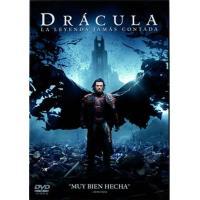 Drácula. La leyenda jamás contada - DVD
