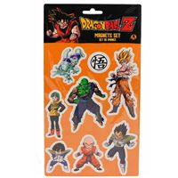 Set 9 imanes Dragon Ball Z