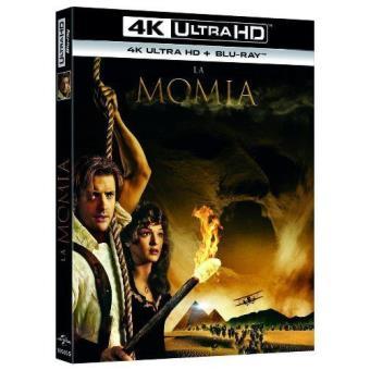 La Momia - UHD + Blu-Ray