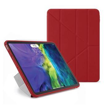 Funda Pipetto Origami Rojo para iPad Air 4 10,9''