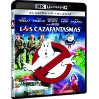 Los Cazafantasmas (1984 - UHD + Blu-Ray