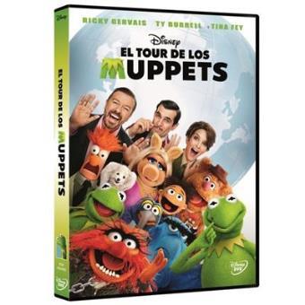 El Tour de los Muppets - DVD