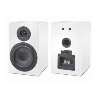 Caja acústica Pro-Ject Speaker Box 5 blancos Pareja