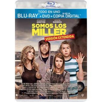 Somos los Miller - Blu-Ray + DVD