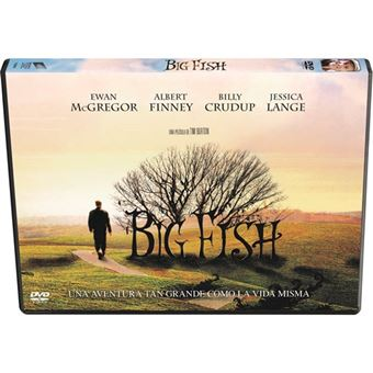 Big Fish - DVD Ed Horizontal