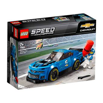 LEGO Speed Champions Deportivo Chevrolet Camaro ZL1