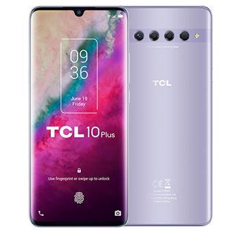 TCL 10 Plus 6,47'' 256GB Plata