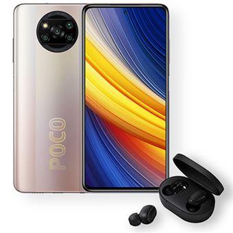 POCO X3 Pro 6,67'' 256GB Bronze + Auriculares
