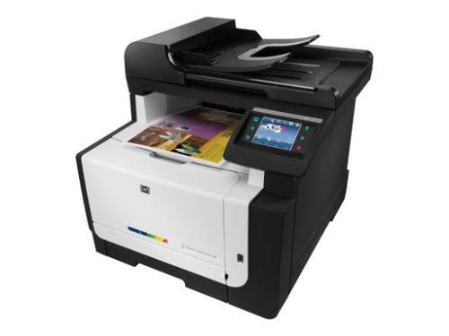 HP LaserJet Pro CM1415fnw - impresora multifunción (color)