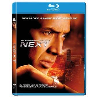 Next - Blu-Ray
