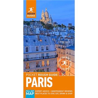 Pocket Rough Guide - Paris