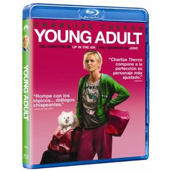 Young Adult - Blu-Ray