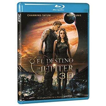 El destino de Júpiter - Blu-Ray + 3D + Copia digital