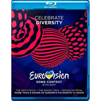 The Eurovision Song Contest 2017 (Blu-Ray)