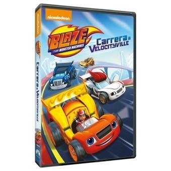 Blaze Y Los Monster Machines 6: Carrera A Velocityville - DVD