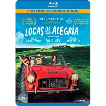 Locas de alegría - Blu-ray