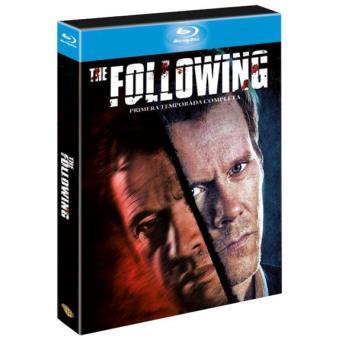 The Following  Temporada 1 - Blu-Ray