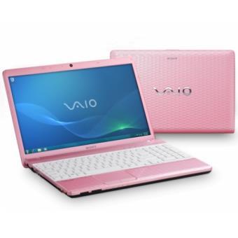 """Sony Vaio EH2H1E/P color rosa Portátil 15,5"""""""