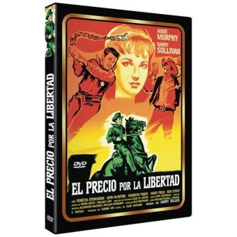 El precio por la libertad - DVD