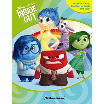 Inside Out. Mi libro-juego