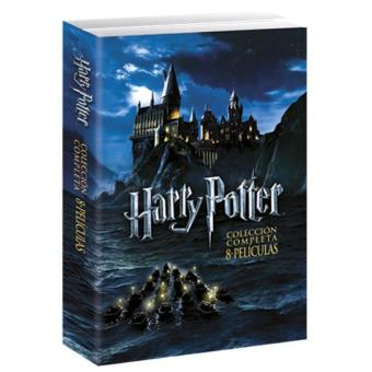Pack Harry Potter (Saga Completa) - DVD
