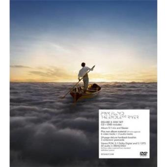 The Endless River (Ed. Deluxe) + DVD