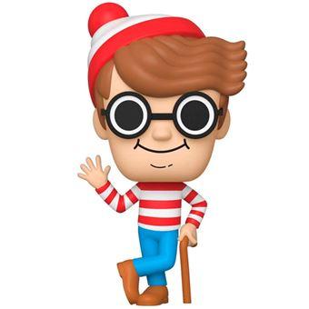 Figura Funko ¿Donde está Wally? - Wally