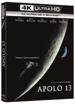 Apolo 13 - UHD + Blu-Ray