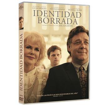Identidad Borrada - DVD