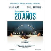 Tres veces 20 años - DVD