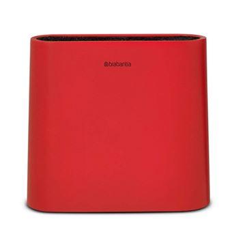 Soporte para cuchillos Brabantia Tasty Colours Rojo