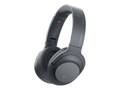 Auriculares Noise Cancelling Sony WH-H900NB Negro