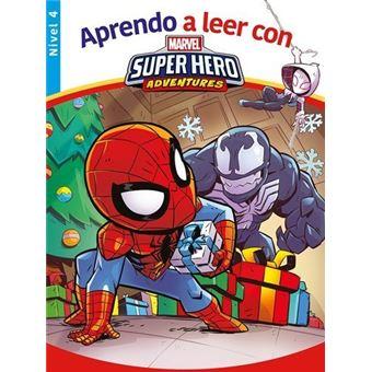 Aprende a leer con... Spider-Man nivel 4