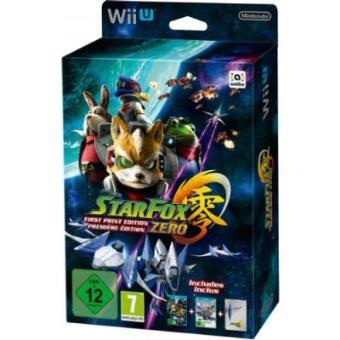 Star Fox Zero + Star Fox Guard Edición Limitada Wii U