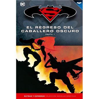 Batman y Superman - Colección Novelas Gráficas número 05: El regreso del Caballero Oscuro (Parte 1)