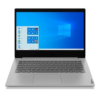 Portátil Lenovo Ideapad 3 14IIL05 14'' Plata