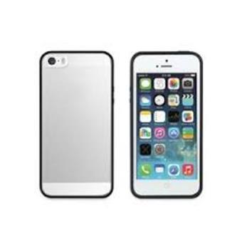 Funda MCA bumper cristalina para iPhone 5s / SE