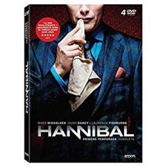 Hannibal - Temporada 1 - DVD