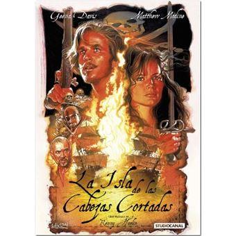 La isla de las cabezas cortadas - DVD